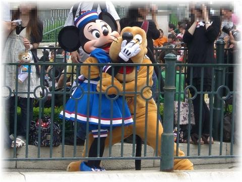 20090613 09 ミニー&プルート