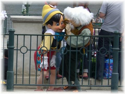 20090613 10 ピノキオ&ゼペット