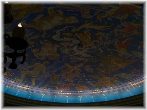 20090712 25マゼランズラウンジ 天井