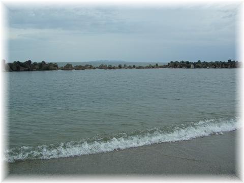 20090725 砂浜