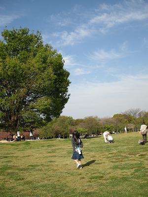 庄内緑地2009.4 085