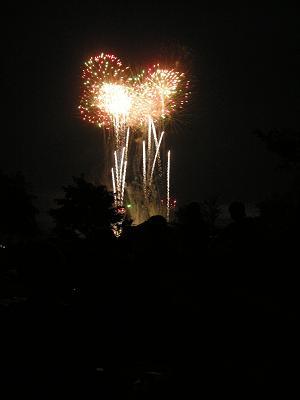 2009.7.18昭和村花火 006