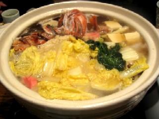 きんき鍋?