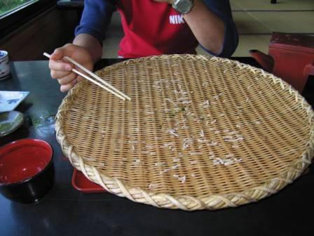 お蕎麦after