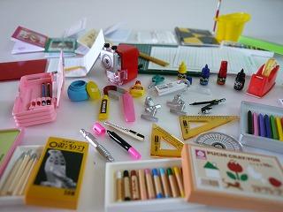 mini文房具