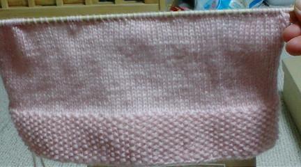 編み編み♡