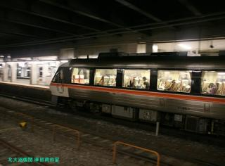 雷鳥の京都駅 6