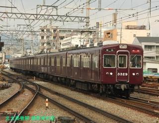 阪急 6300系と2300系 7