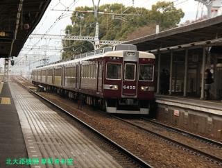 阪急 6300系と2300系 11