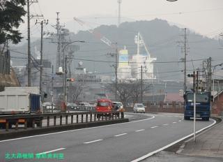 舞鶴基地にいちばん近いバス停 3