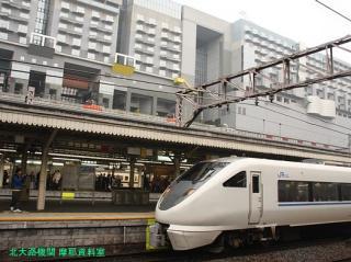 京都駅 サンダーバード 2