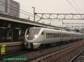 京都駅 サンダーバード 3