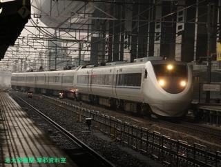 京都駅 サンダーバード 6