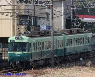 京阪石山坂本線S字カーブ 7