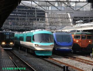 京都駅 トワイライト 6
