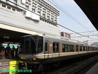 京都駅 トワイライト 7