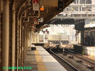 京都駅 トワイライト 11