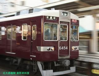 阪急長岡天神駅の日常風景 1