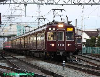 阪急長岡天神駅の日常風景 18