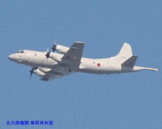 岐阜基地を離陸(多分)した飛行機 二月上旬 1