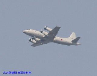 岐阜基地方面から三月上旬に来た機体 1