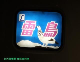 京都駅の雷鳥撮影紀行だ 7