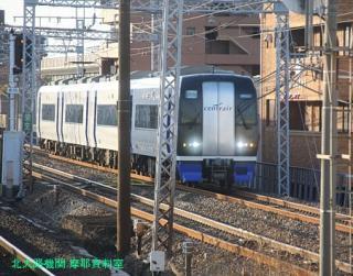 名鉄をJR東海道本線の新快速から 3