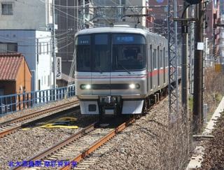 名鉄をJR東海道本線の新快速から 4