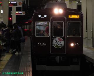 阪急さくら2009 1