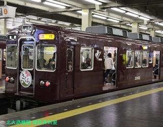 阪急さくら2009 8