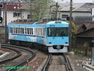 京阪大津線個性派62両 6