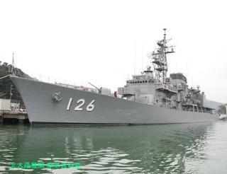 舞鶴遊覧船で港めぐり 9