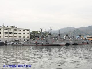 舞鶴遊覧船で港めぐり 11
