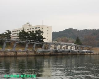 舞鶴遊覧船で港めぐり 19