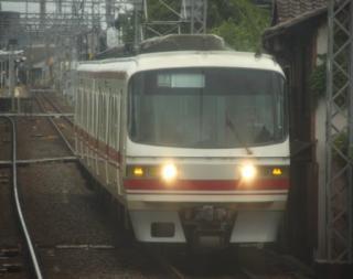 名鉄特急パノラマSuper展望車の旅 4
