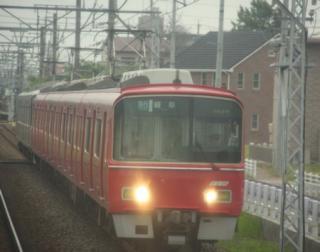名鉄特急パノラマSuper展望車の旅 12