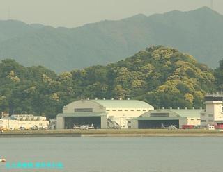 舞鶴航空基地 その全景 8
