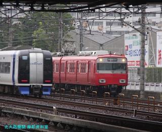 名鉄 日本車両 撮影スポットから 2