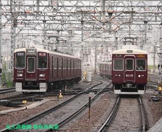 阪急 雨天の特集 8