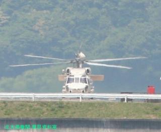舞鶴航空基地のSH-60 6