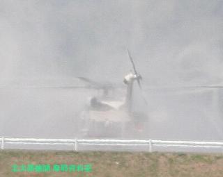 舞鶴航空基地のSH-60 7
