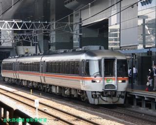 京都駅朝の特急特集 1