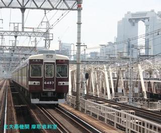 阪急電車で2北アクセス50000突破記念 9