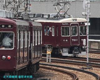 阪急電車梅雨明け特集 10