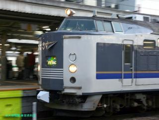急行きたぐに&早朝の京都駅 2