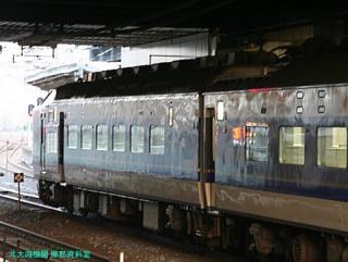 急行きたぐに&早朝の京都駅 6