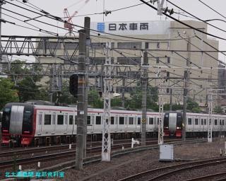 名鉄 日本車両 撮影スポットから 9