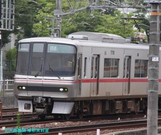 名鉄 日本車両 撮影スポットから 10