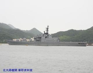 舞鶴 ちびやん 停泊艦艇 4