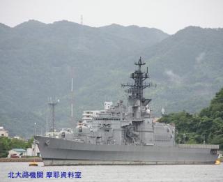 舞鶴 ちびやん 停泊艦艇 6